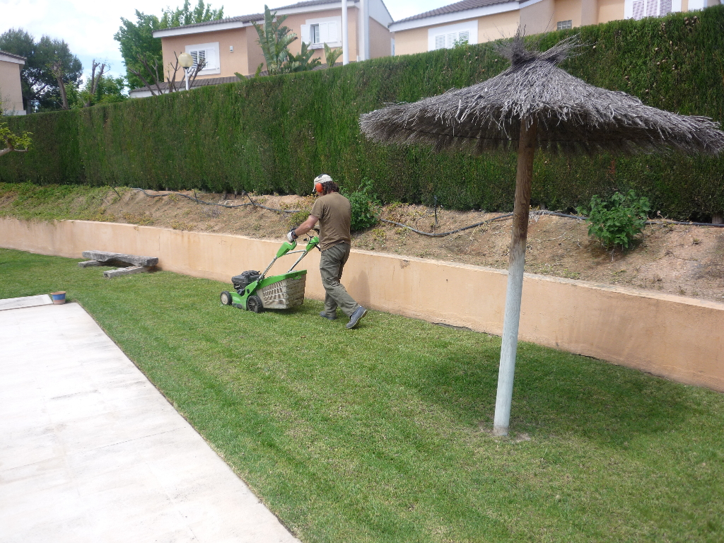 Mantenimiento de jardines mantenimiento piscinas valencia - Jardines valencia ...
